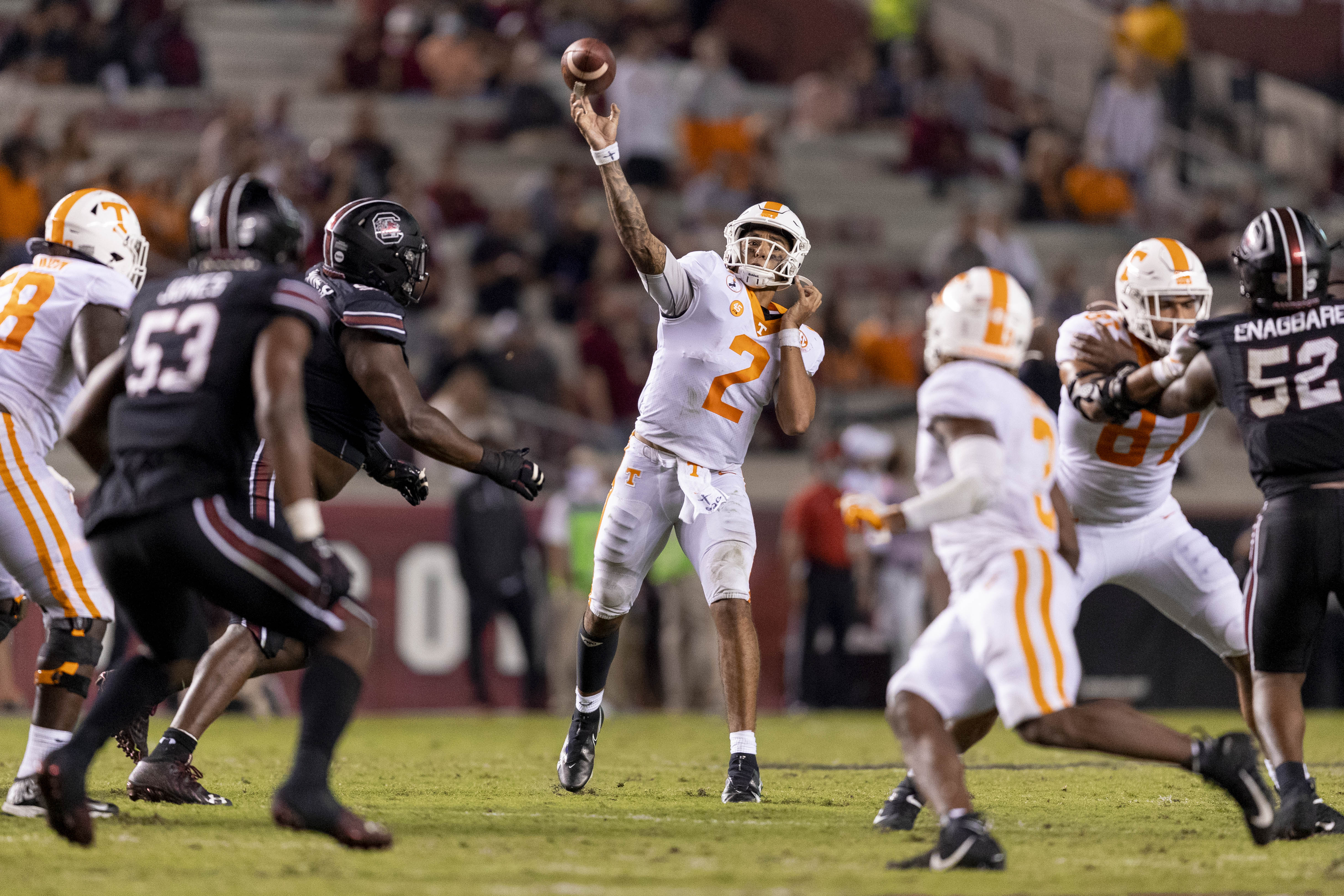 Week 2 SEC football score predictions, analysis; Vols make it 8 straight