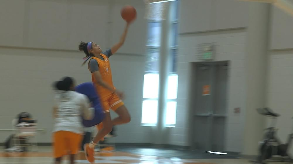 WATCH: Lady Vols 1st Official 2020-2021 Practice Video