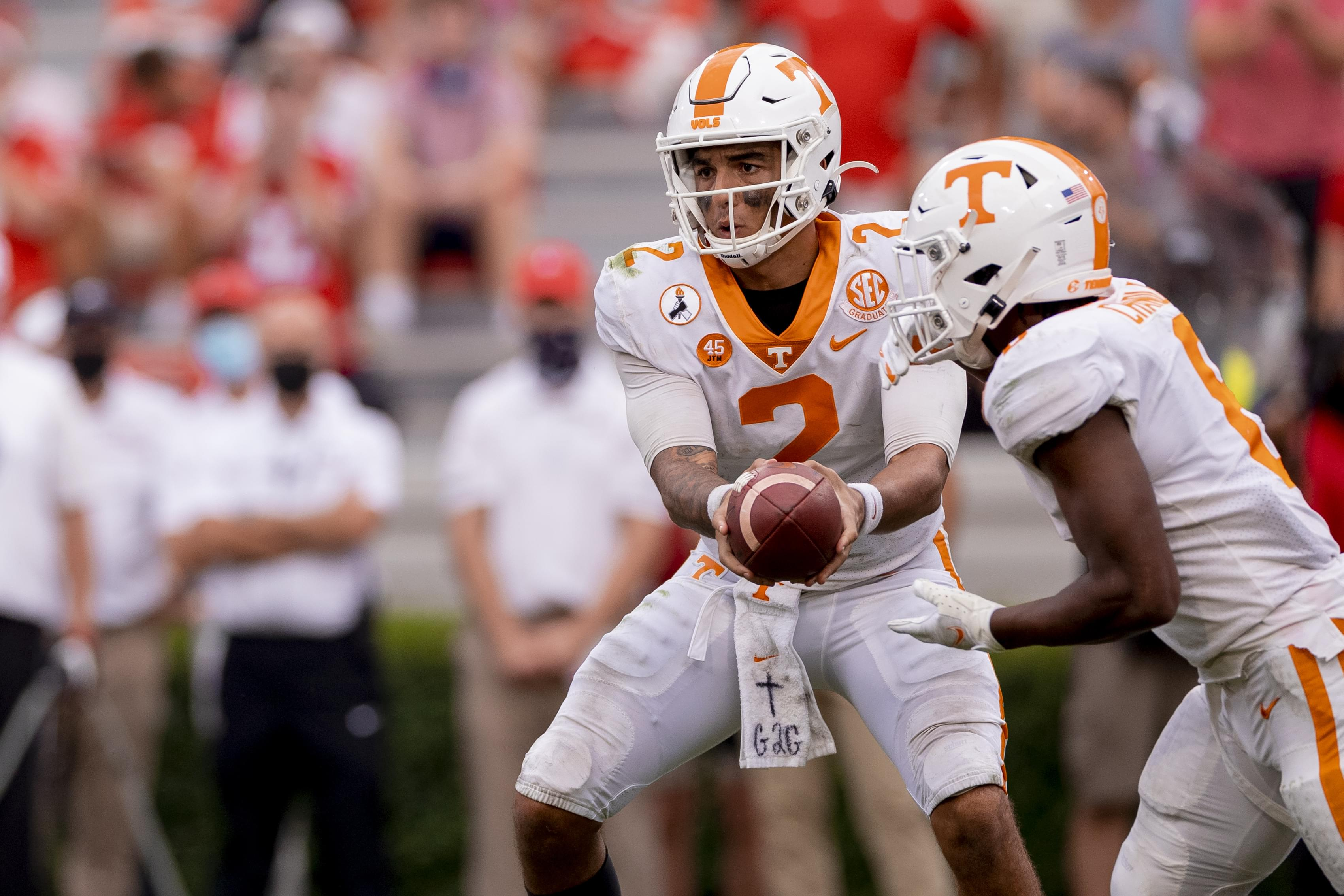 Week 4 SEC football score predictions, analysis; Vols get back in win column over UK