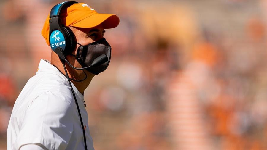 Transcript: Jeremy Pruitt Previews Tennessee-Alabama ...
