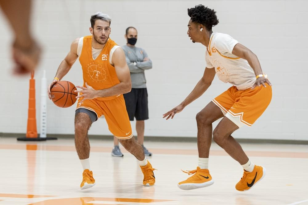 PHOTO GALLERY: Tennessee Basketball Preseason Practice