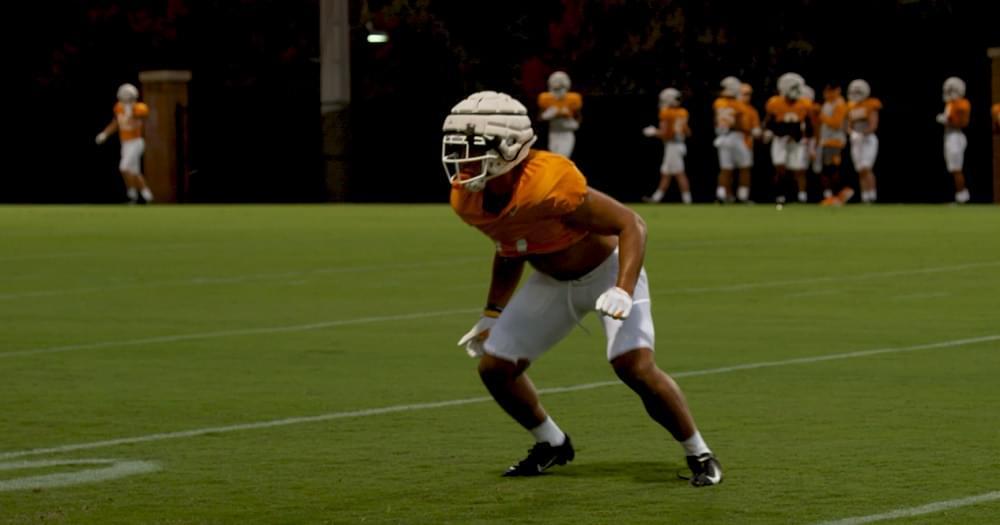 WATCH: Tennessee Football Open Week Practice
