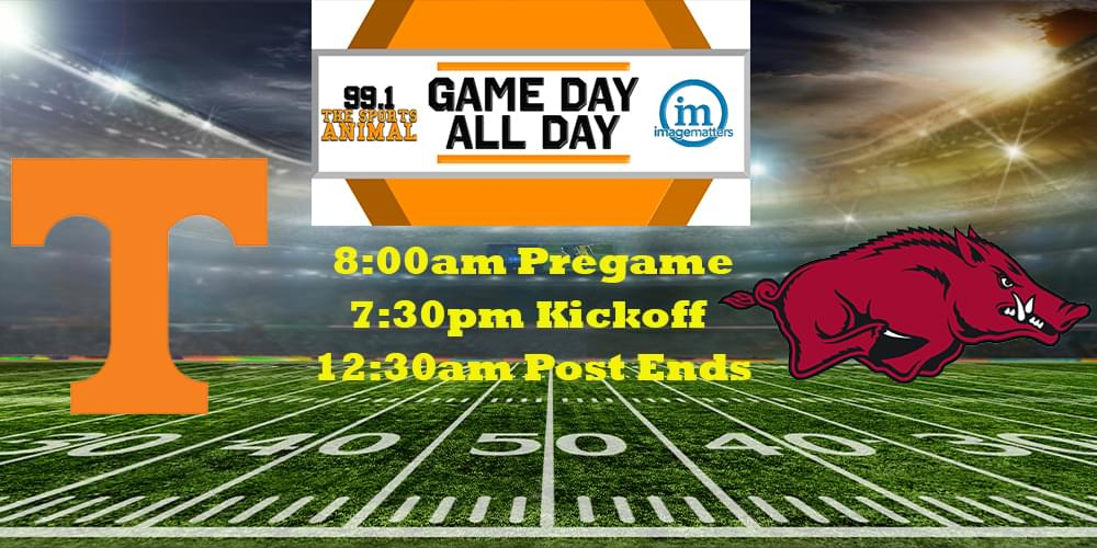 Image Matters Game Day All Day Show Schedule 8am-12:30am