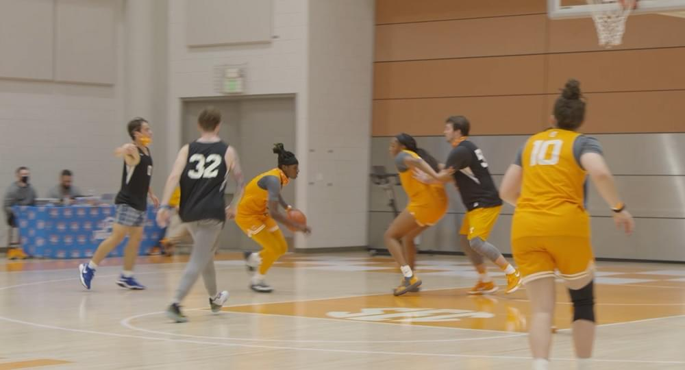 WATCH: Lady Vols basketball preseason practices