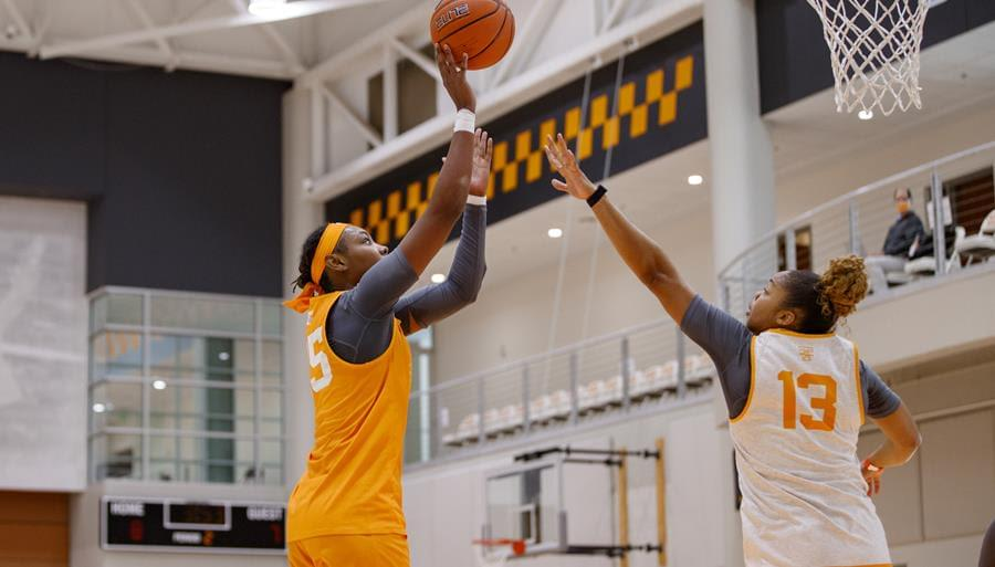 Transcript: Four Lady Vols talk practice, upcoming season