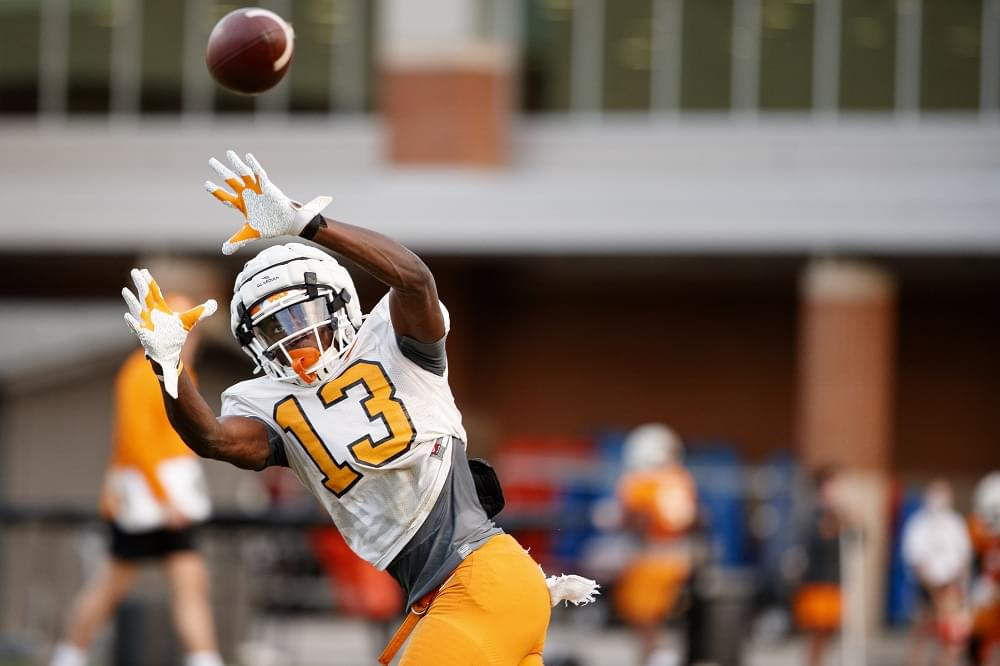 PHOTO GALLERY: Tennessee Practice – Week 8