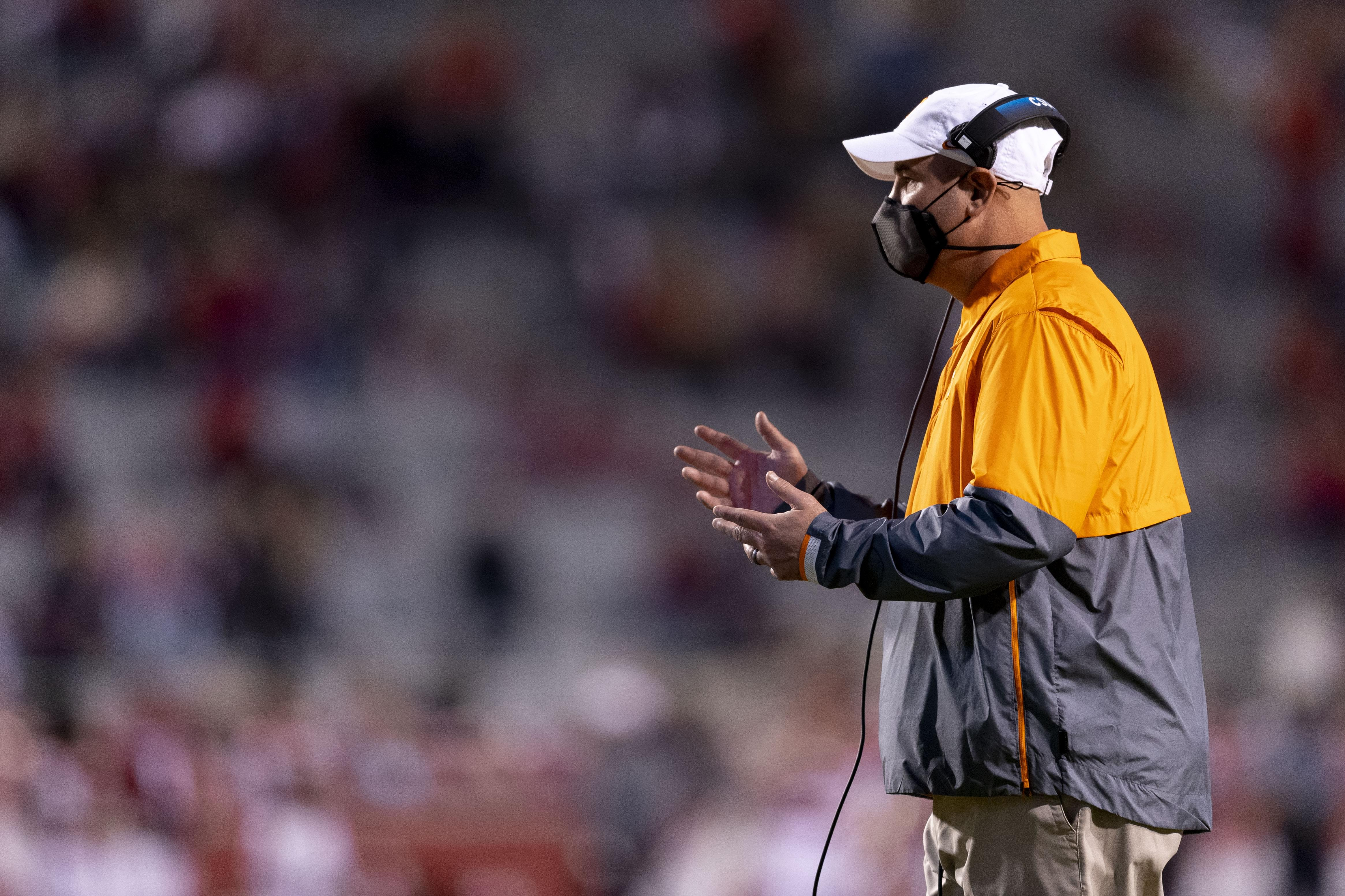 Transcript: Jeremy Pruitt on Week 8 SEC Teleconference