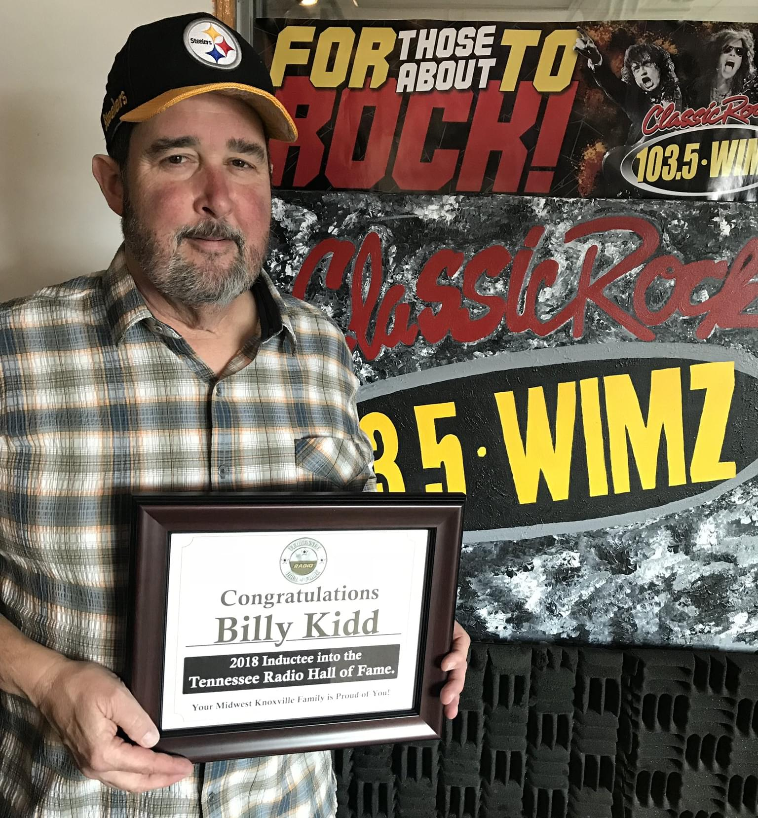 Knoxville Radio Legend Billy Kidd Passes Away