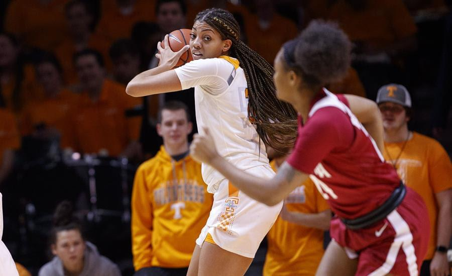 Transcript: Key, Burrell, Rennie & Saunders Lady Vols Avails