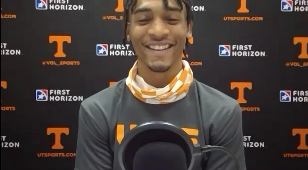 WATCH: Keon Johnson – Vols hoops 5-star freshman guard