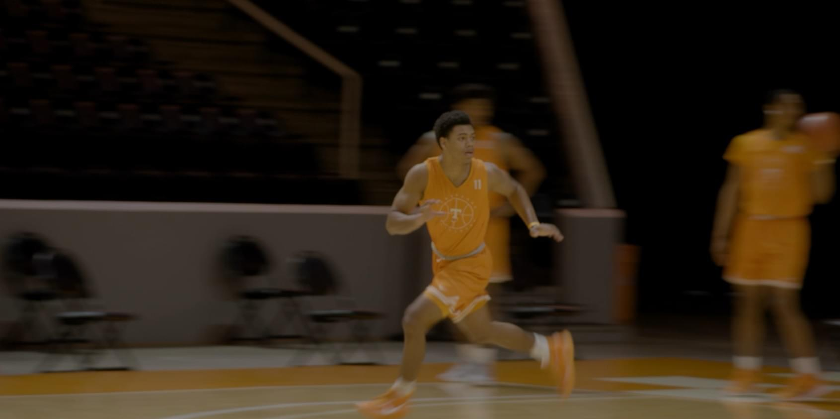 WATCH: Tennessee Men's Basketball Practice at TBA