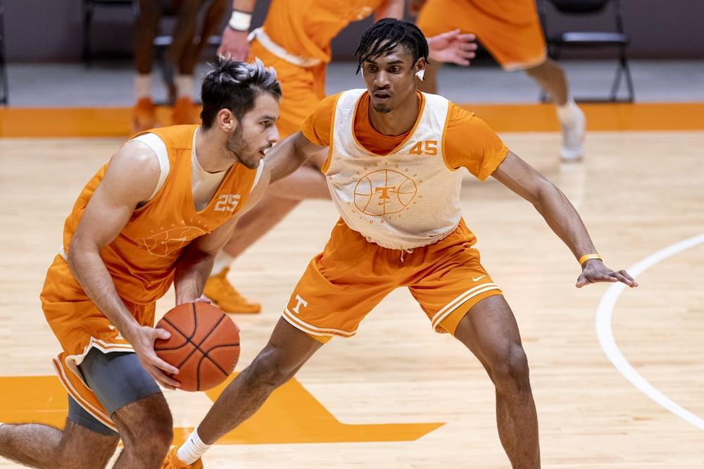 PHOTO GALLERY: Tennessee Basketball Preseason
