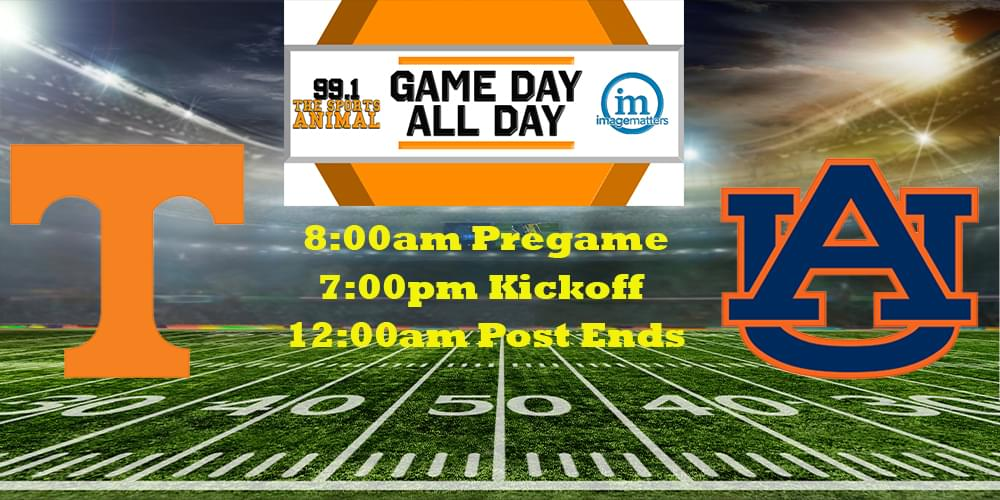 Image Matters Game Day All Day Show Schedule 8am-12am