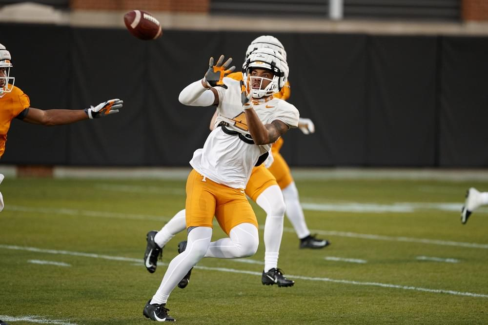 PHOTO GALLERY: Tennessee Practice Preparing For Auburn