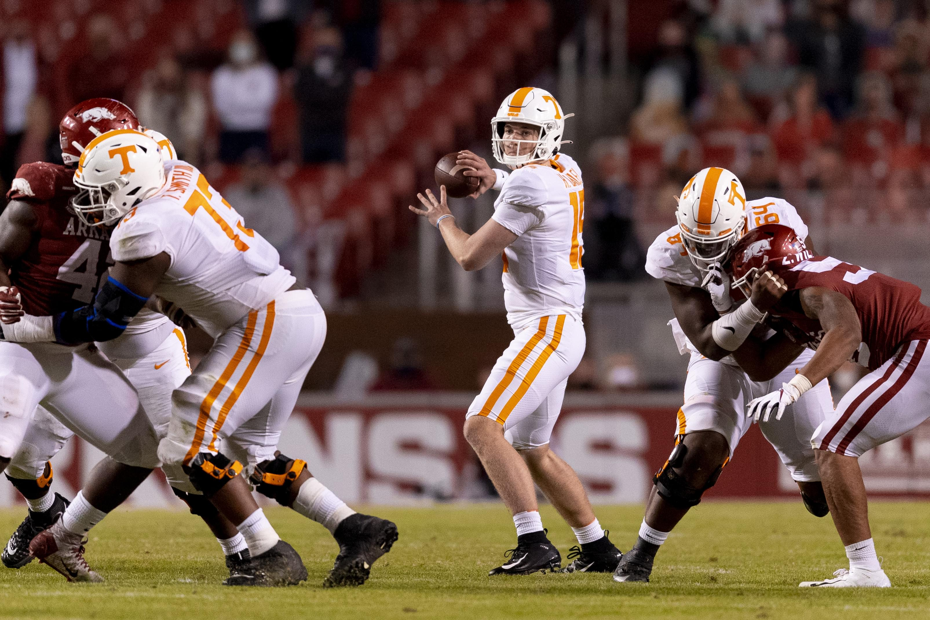 Week 9 SEC football score predictions; Vols must be better off bye, W at Auburn would calm waters