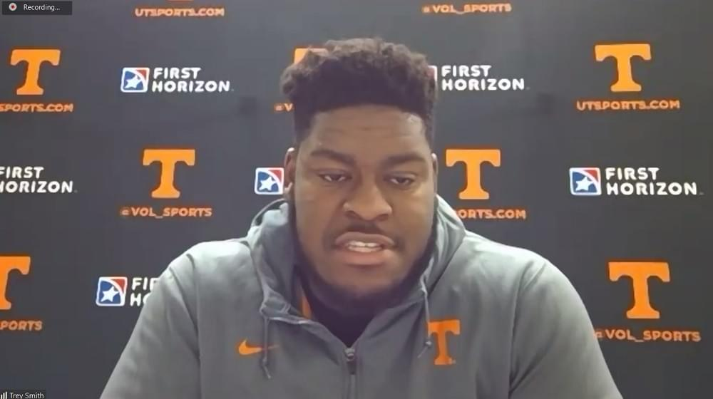 "WATCH: Smith on Pruitt improving UT ""It's not going to be overnight. Just give him time."""