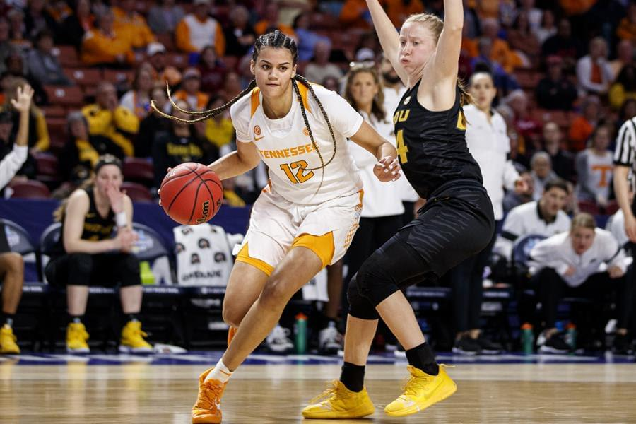 Select Lady Vols hoops tip times released