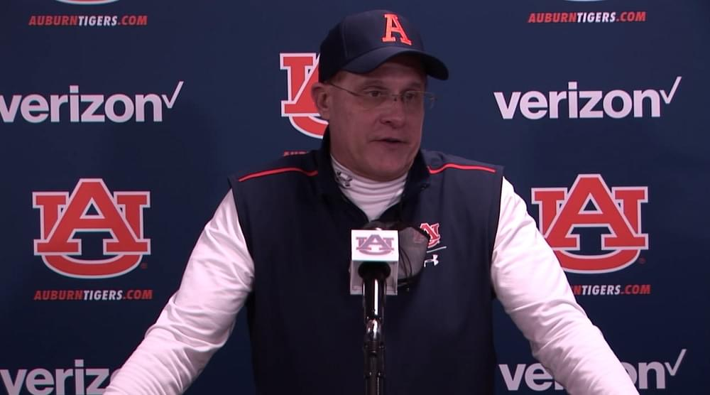 "WATCH: Malzahn on win over Vols ""It's a quality win against a talented team"""