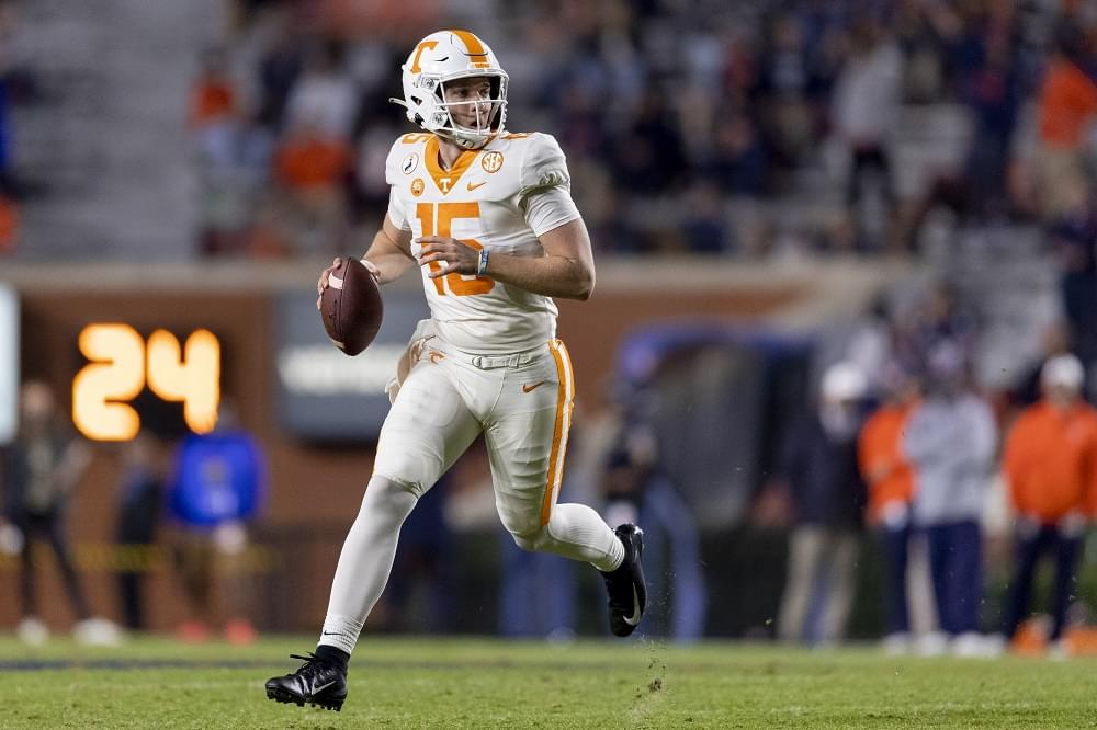PHOTO GALLERY: Tennessee at Auburn