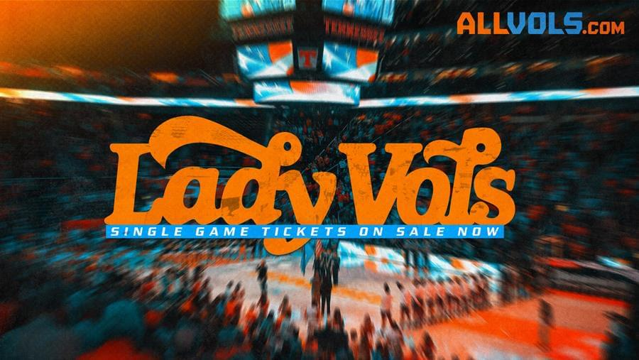 Lady Vols basketball single-game tickets on sale