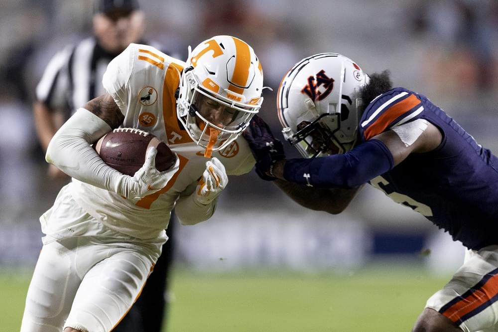 Week 10 SEC football score predictions; Iron Bowl headlines 6 games with Vols off
