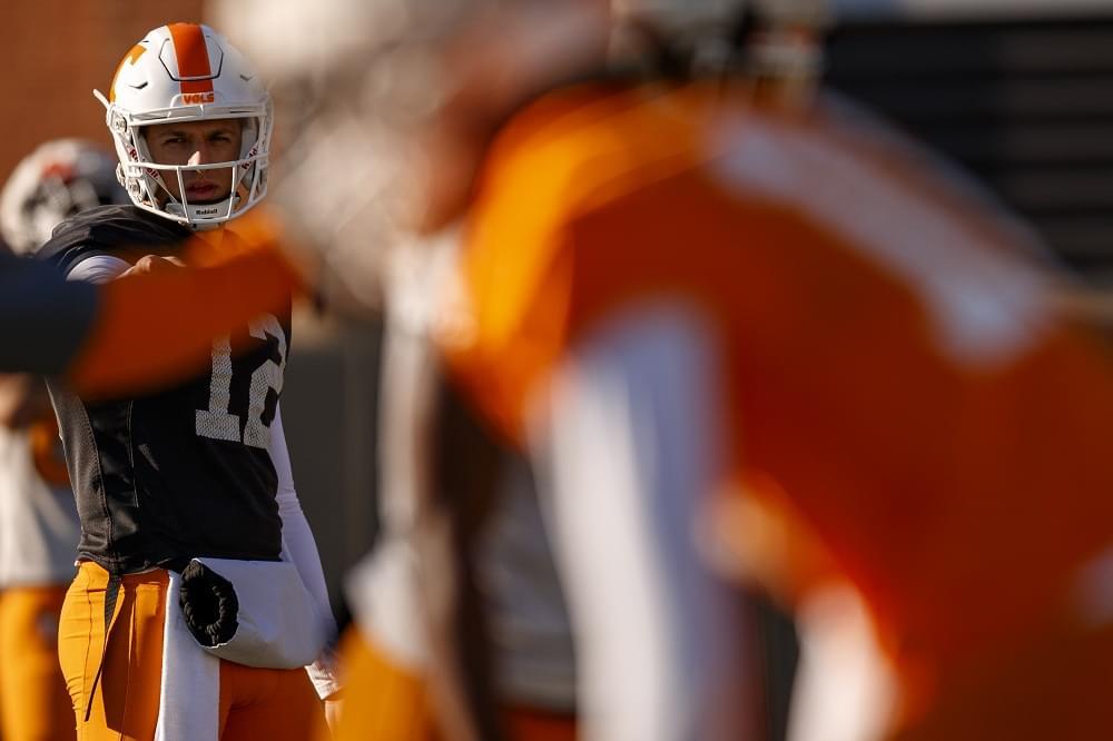 PHOTO GALLERY: UT Football Practice – Texas A&M Week Images