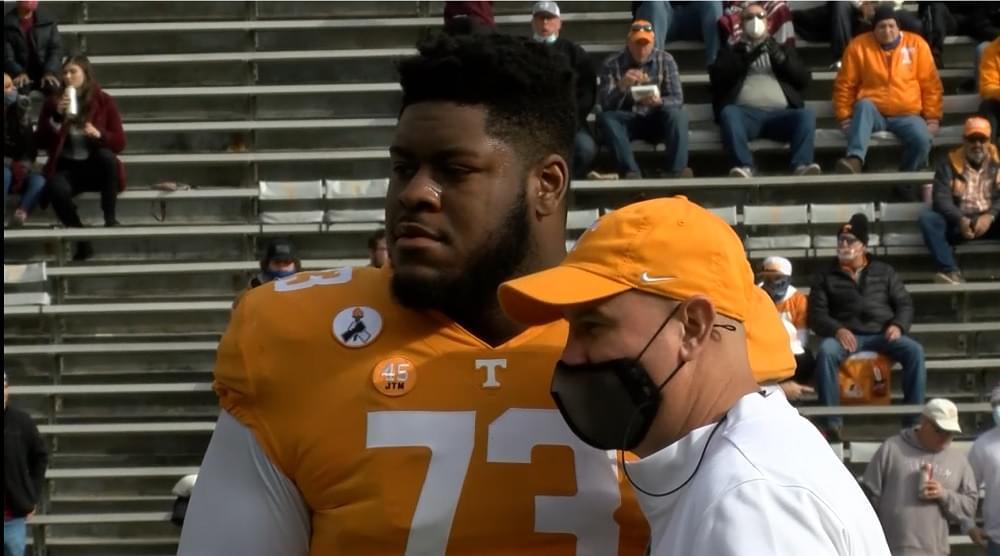 WATCH: Tennessee vs. Texas A&M highlights, senior day send-offs