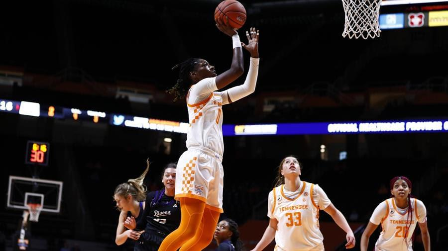Lady Vols Close Out Pre-Conference Play With Win Over Lipscomb, 77-52