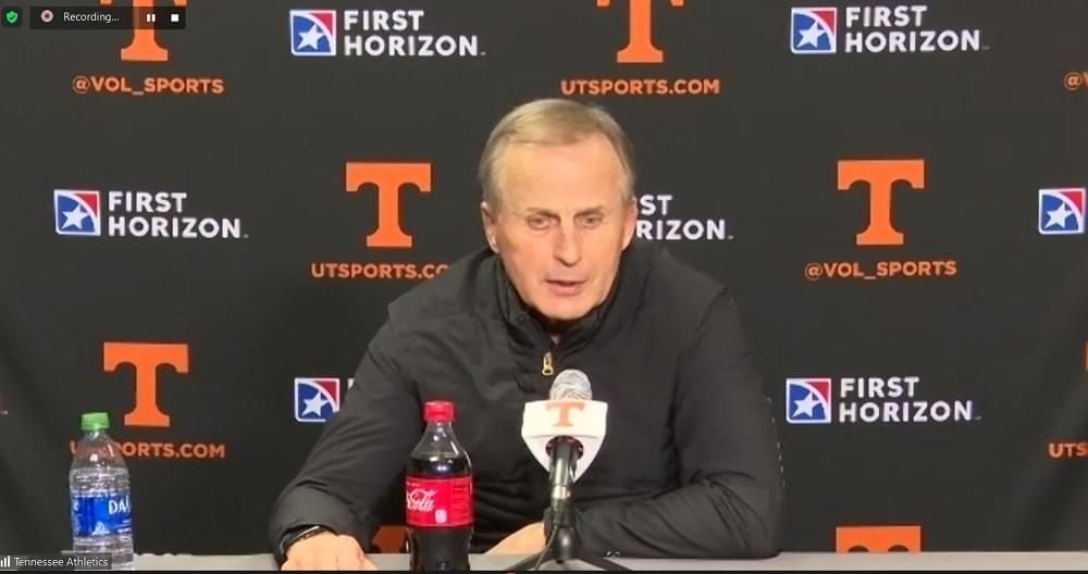 WATCH: Barnes says Springer a go for Arkansas game, talks corrections and previews Razorbacks