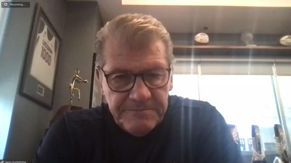"""WATCH: Auriemma on UConn playing Lady Vols """"It's not a big deal anymore. It's not."""""""