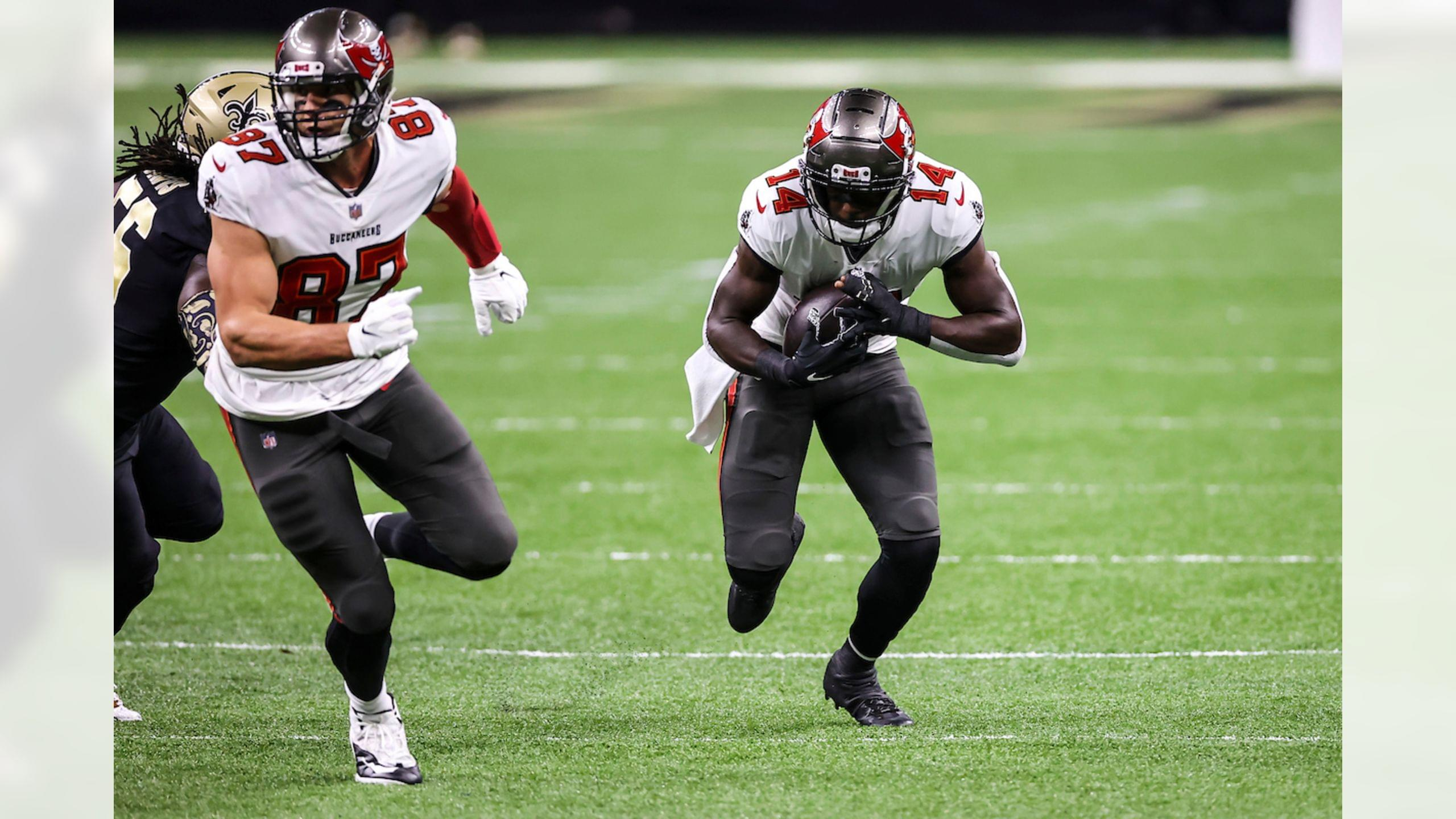 WATCH: NFC Championship Game Preview from TJ Rives – Bucs Sideline Reporter