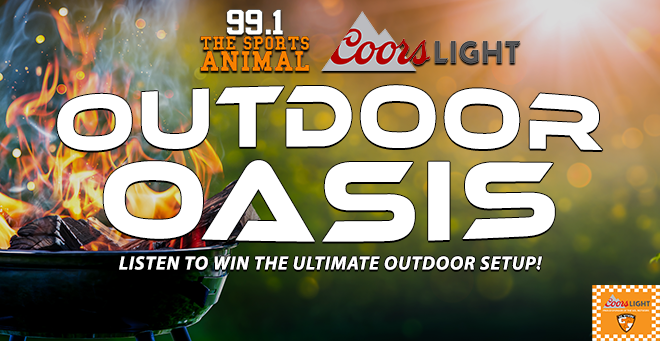 Coors Light Outdoor Oasis
