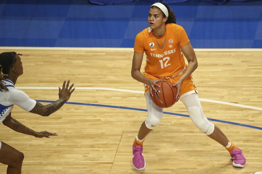 WATCH: Highlights, interviews, boxscore, story as No. 16/19 Lady Vols lose at No. 20/18 Kentucky 71-56