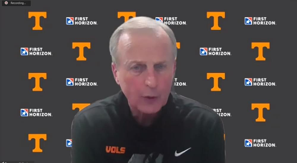 """WATCH: Barnes after loss to LSU """"You need some dogs that are just going to bite you. They're not going to bark. They're going to bite."""""""