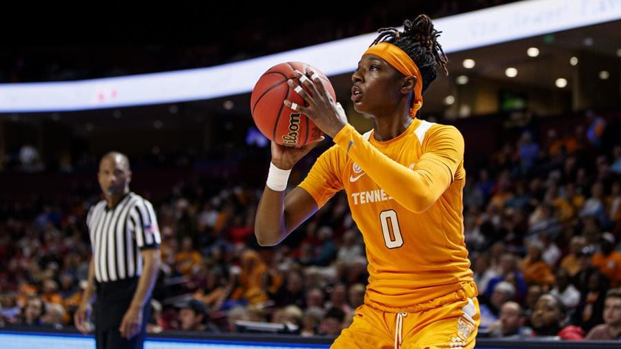 WATCH: Highlights, Postgame, Boxscore, Story as No. 16/19 UT Falls To No. 6/5 Texas A&M 80-70