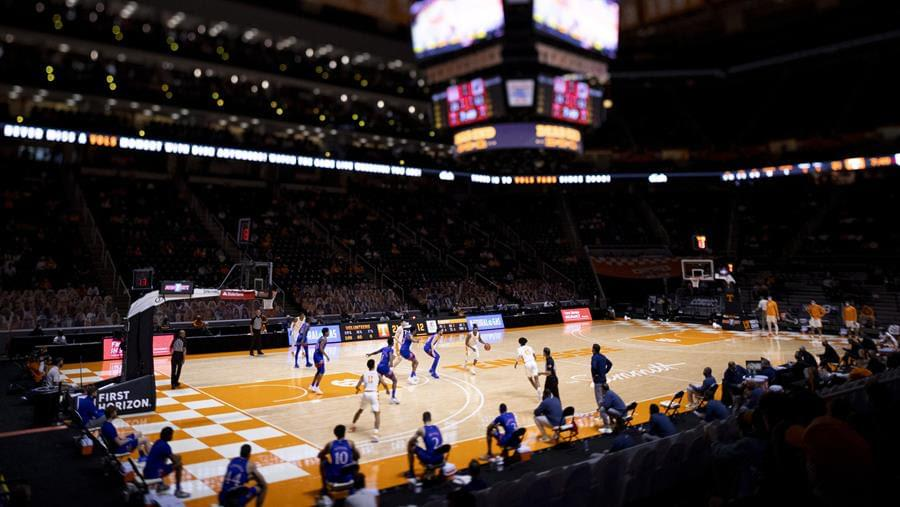 Vols Basketball Game vs. South Carolina Moved to Wednesday due to positive COVID-19 test