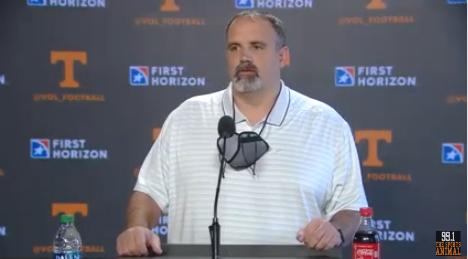 "WATCH: Elarbee ""intelligence is the most important thing for an offensive lineman"""