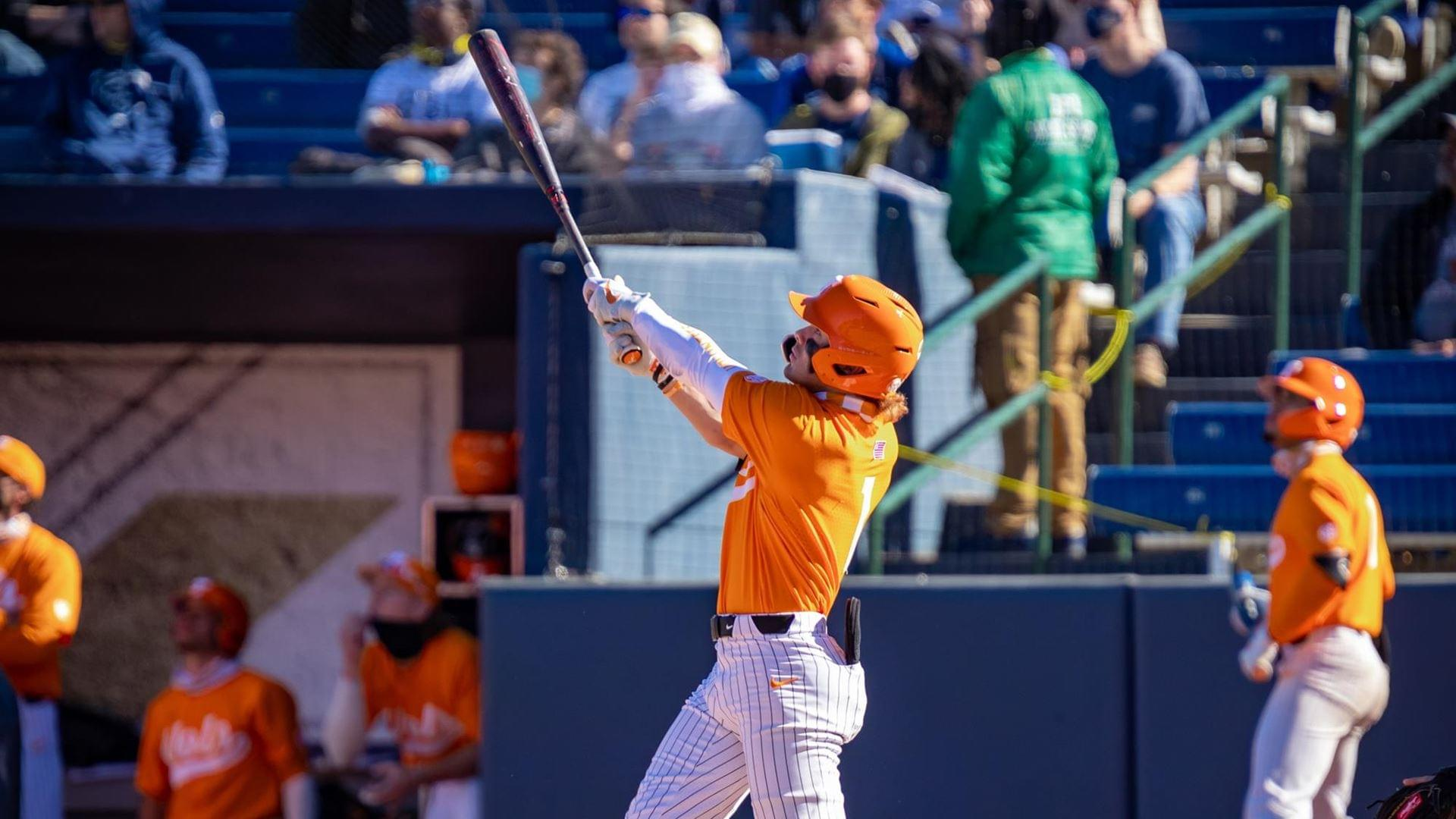 Gilbert's Homer Caps Late Rally for No. 16 Vols