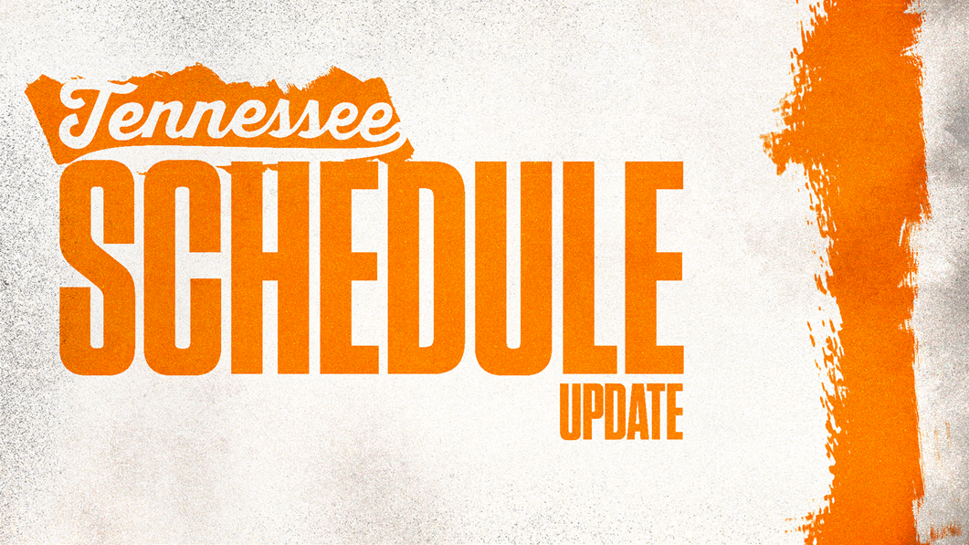 Tennessee Invitational Schedule Revised to Include Additional Teams