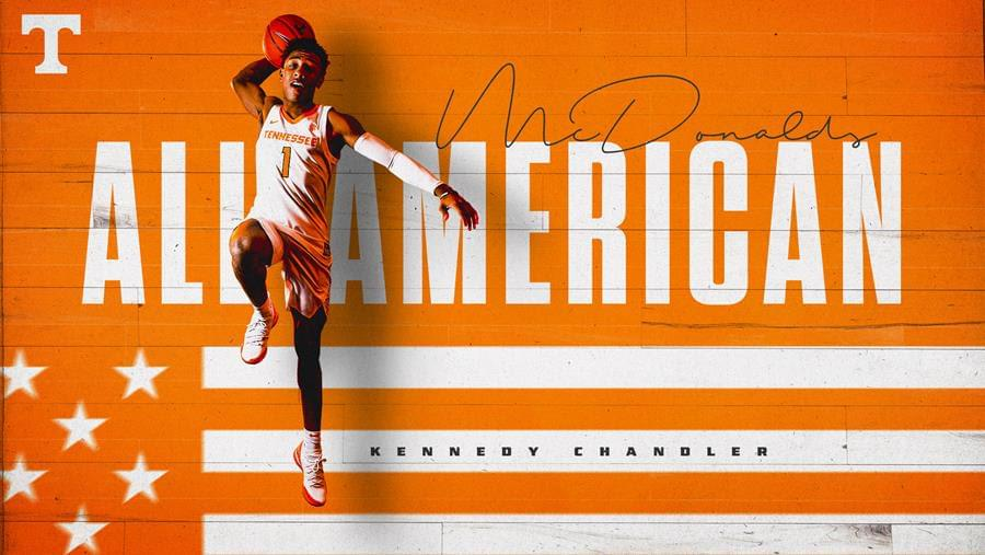 Hoops Signee Kennedy Chandler Named McDonald's All-American