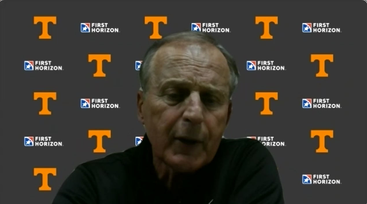"""WATCH: Rick Barnes Auburn postgame """"I don't understand the inconsistency"""""""