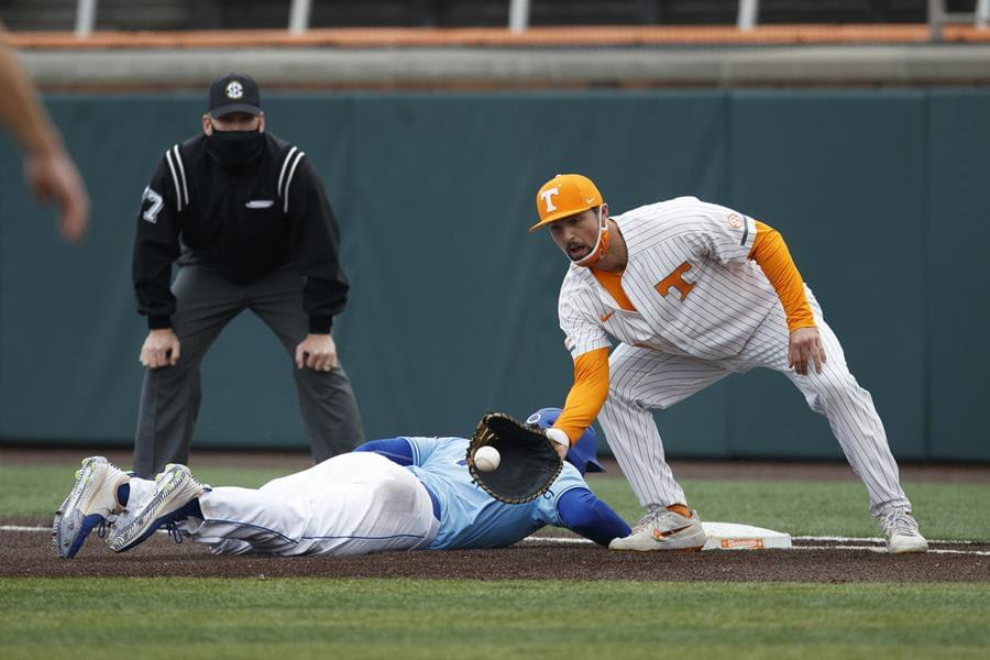 Boxscores/Postgame/Story: #15 Vols Drop Doubleheader to Indiana State