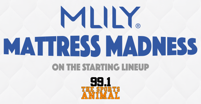 MLILY Mattress Madness on The Starting Lineup