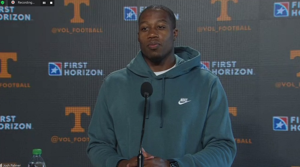 "WATCH: Palmer on NFL Pro Day ""I want to run anything in the 4.4s, no higher than 4.53"""