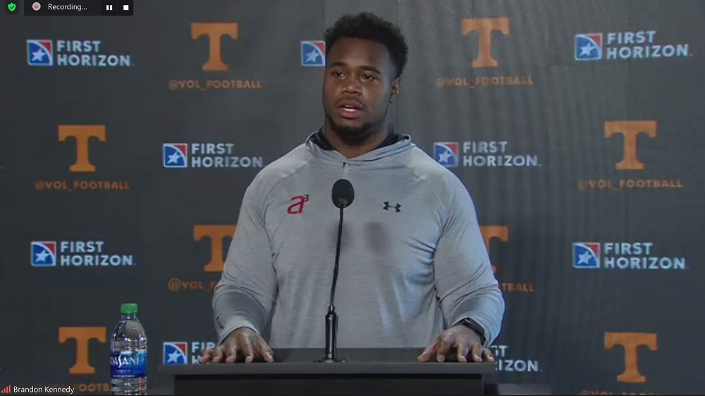 "WATCH: Kennedy on what he brings to NFL teams ""Intelligence, work ethic and toughness"""