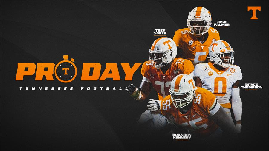 Transcript: Future NFL Vols Set To Showcase Skills at Pro Day Thursday
