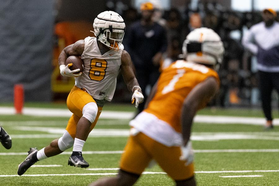 "Transcript: ""Energy and Effort"" – Heupel Up-tempo Practices Underway at Tennessee"