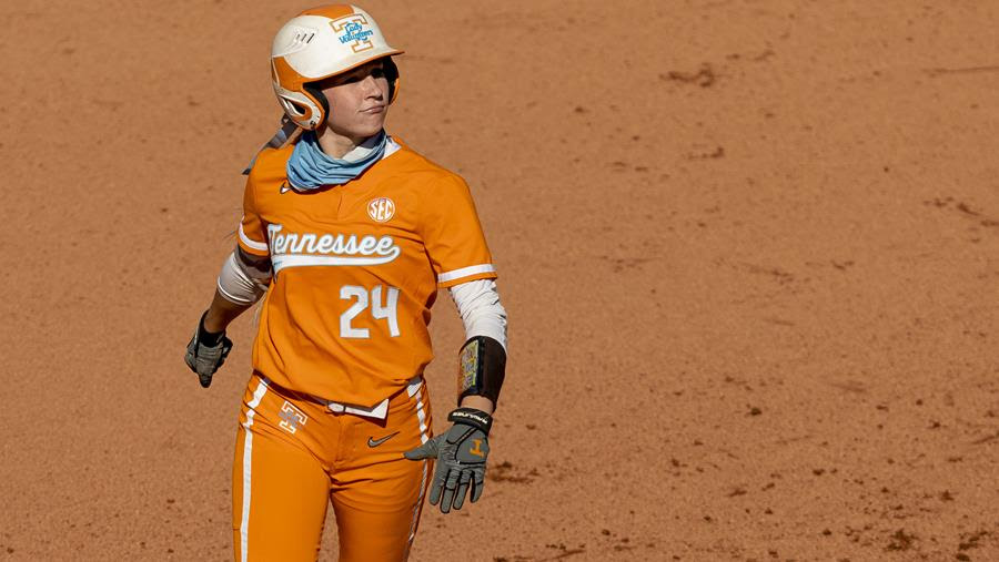 No. 21 Lady Vols Rally Past Furman Twice for Monday Doubleheader Sweep
