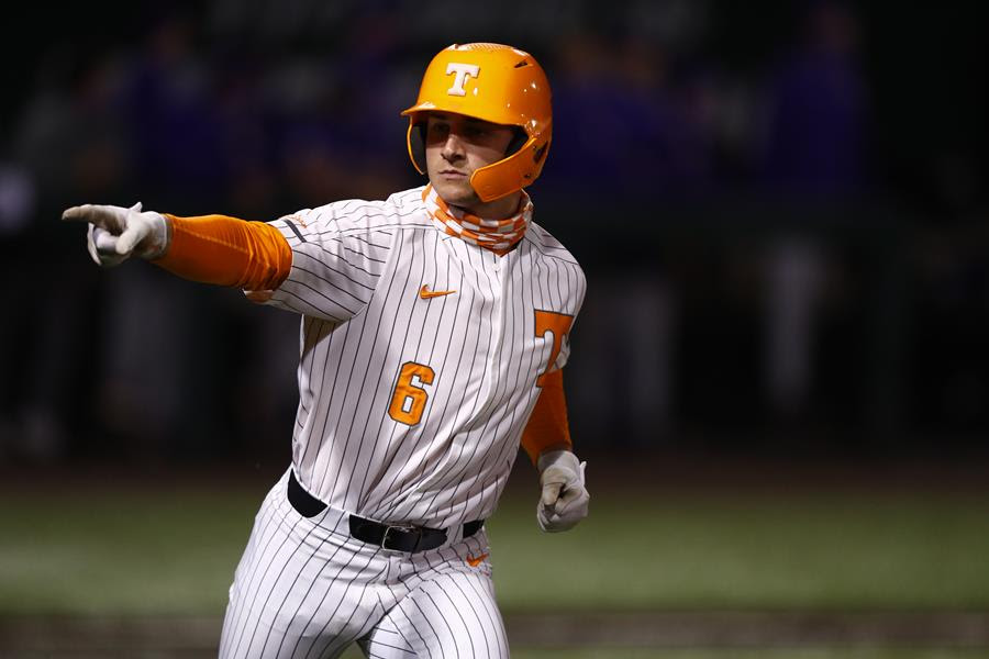 Baseball Preview: #6 Vols Cap Homestand vs. Western Carolina