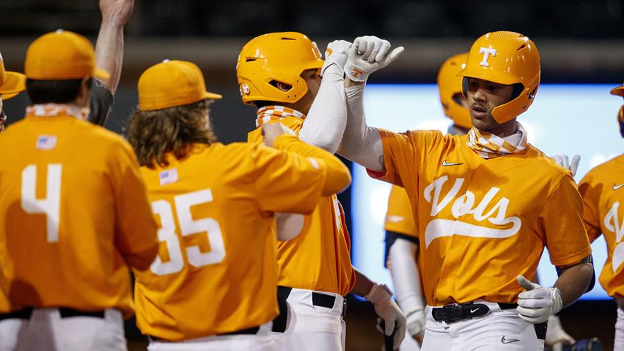 Baseball Preview: Fourth-ranked Vols Battle EKU in Midweek Clash